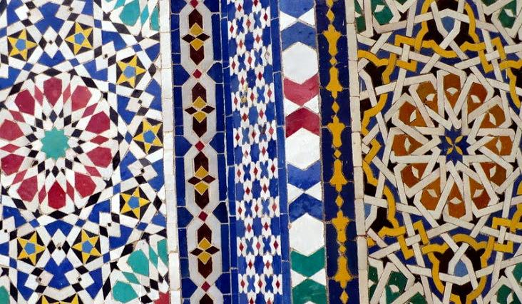 Tiles, tiles, everywhere