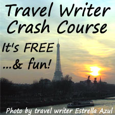 Travel Writer Crash Course | milliverstravels.com