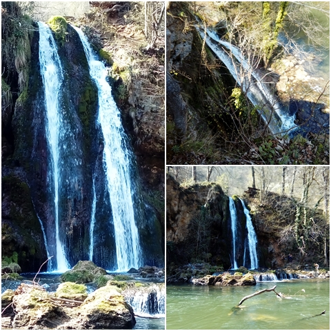 Vadu Crișului Waterfall