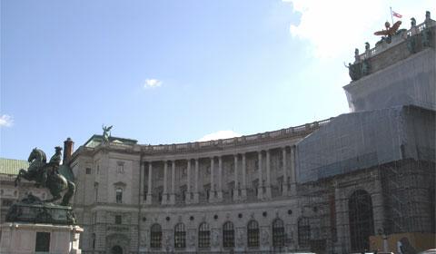Hofburg Palace, Vienna