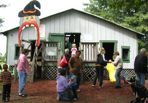 The White House Farm Playhouse