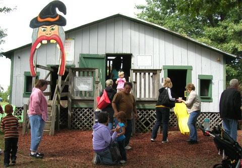 The White House Farm Playhouse