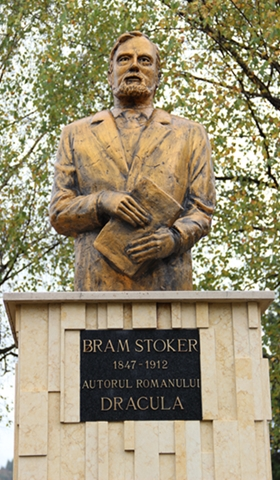 Bram Stoker, author of Dracula