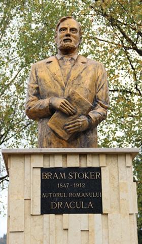 Bram Stoker, author of Dracula