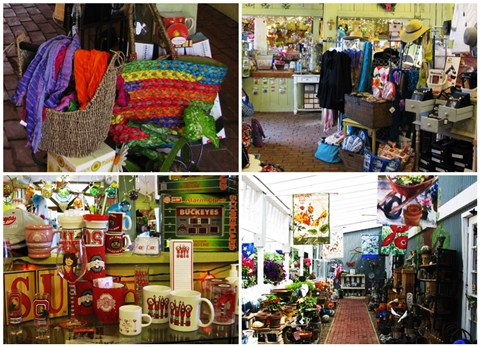 You are bound to find presents for all your loved ones in this colorful gift shop.