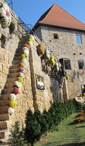 The flowery Fishermen's Bastillion.