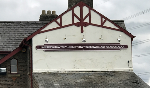Funky Signs: The longest town name in the UK