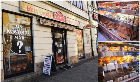 Deliciousness in Toti Prima Bakery
